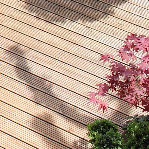 Rivestimento esterno in bambù